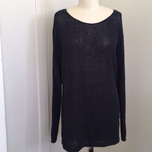 New with tags! Rachel Zoe open knit sweater